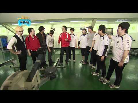 Infinite Challenge, Rowing(2) #04, 조정(2) 20110423
