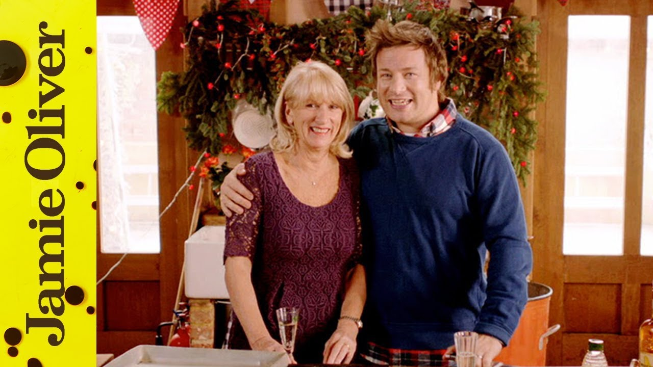 Weihnachtsessen Jamie Oliver.Jerk Ham Jamie Oliver