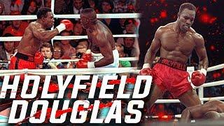 Evander Holyfield vs Buster Douglas (Championship of the World)