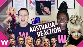 Eurovision Australia Decides 2019 | ALL SONGS REACTION VIDEO