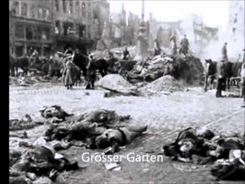 was the bombing of dresden and On the night of 13 and 14 february 1945 the raf bombed the city of dresden, causing devastating fires which obliterated the historic city centre and killed many.
