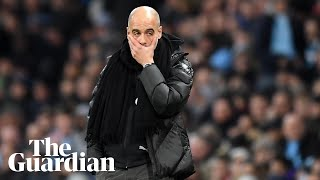 'Maybe next season will be better': Guardiola reacts to Manchester derby defeat