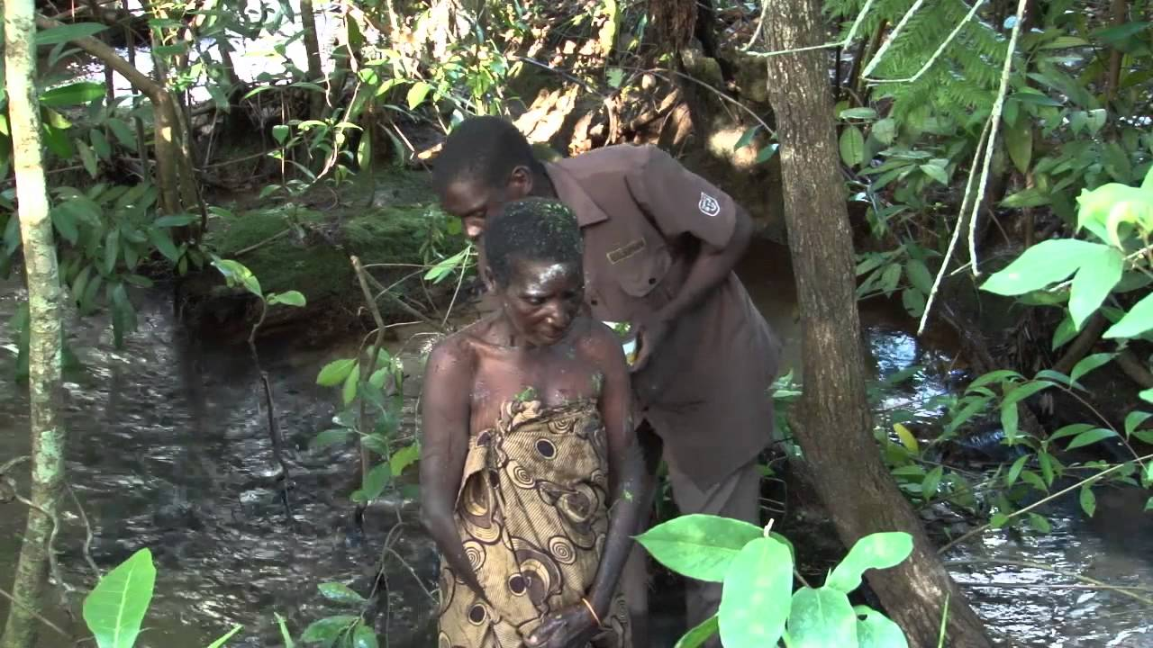River Healing Ceremony In Zambia - Youtube-7084
