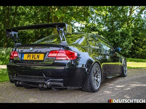E92 M3 Ringtool Fitted With Schrick Cams!