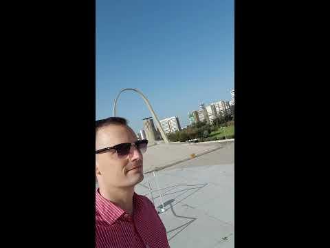 Tripoli Fairgrounds by Oscar Niemeyer