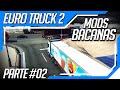 Euro Truck Simulator 2 - Mapa TSM Muito mais Mods