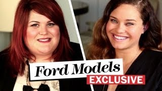 Kris Humphries' Sister, Ford Models' Kaela Humphries - Exclusive Interview!