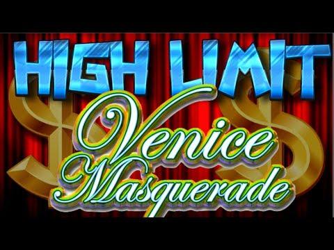 I LOVE Venice Masquerade Slot Machine! Especially when its Dollar Denomination