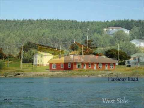 New Harbour Trinty Bay Newfoundland /songs  Silence & Country Road