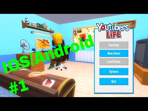 YouTubers Life. IOS/Android gameplay Part 1