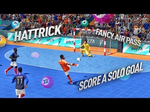Fifa 20 VOLTA BINGO!!! Futsal Edition