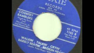 Country Ramblers -- Walkin