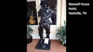 How it got it's name - Historical Millennium Maxwell House Hotel in Nashville, TN