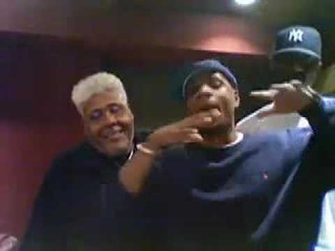 July 18, 2007- In The Studio With Rance Allen & Isaac Carree