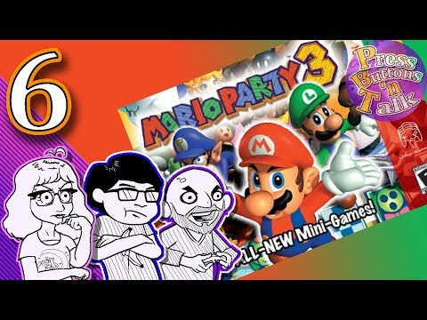 Mario Party 3, Ep. 6: Eat the Rich - Press Buttons 'n Talk