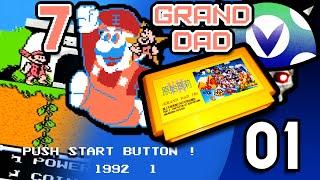 [Vinesauce] Joel - 7 Grand Dad ( Real Cartridge ) ( Part 1 )