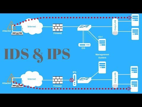 Intrusion Detection and Prevention Systems (IDS/ IPS) | Security Basics
