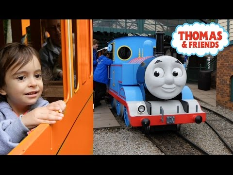 THOMAS AND FRIENDS Train Rides / Thomas Land  /Family Amusement park
