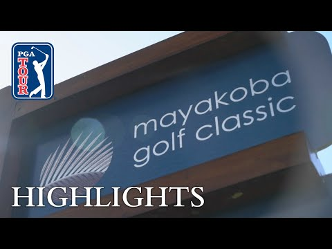 Highlights | Round 2 | Mayakoba 2018