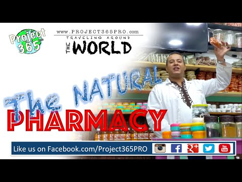 Natural Medicine & Pharmacy | Morocco | Africa