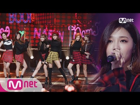 [Apink - BOOM POW LOVE] Comeback Stage | M COUNTDOWN 160929 EP.494