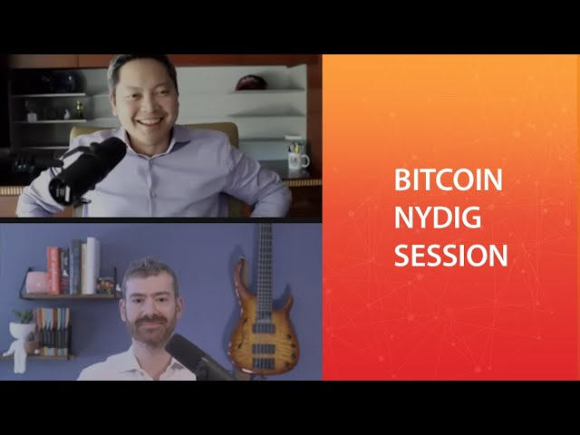 NYDIG Presentation with Robby Gutmann
