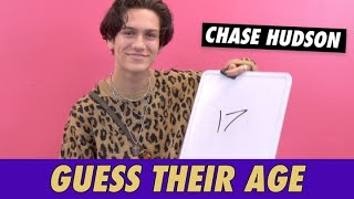 Chase Hudson - Guess Their Age