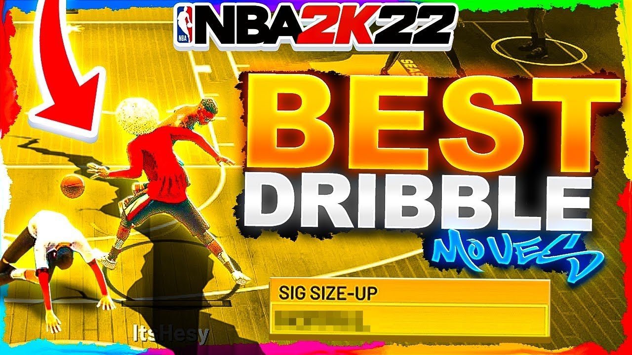 HOW to SPEED GLITCH 6'5 - 6'10 in NBA 2K22 🧀 GAME BREAKING NEW SEASON 2 DRIBBLE MOVES nba2k22