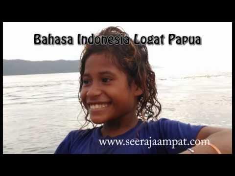 Bahasa Indonesia Logat Papua