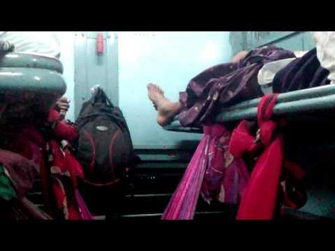 naith train .india.sekond class.hampi express-)