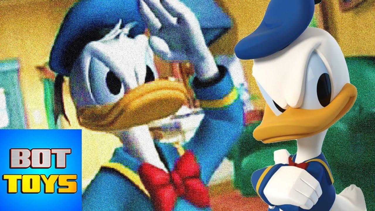 Caricaturas De Disney En Español El Pato Donald Para Sega Dreamcast