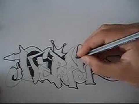 Happy B-Day Graffiti