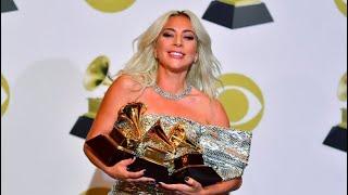 Lady Gaga racks up 3 GRAMMY Awards at 2019 Grammy Awards