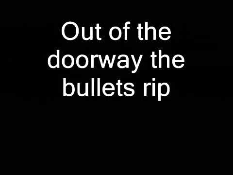Queen   Another One Bites The Dust Lyrics