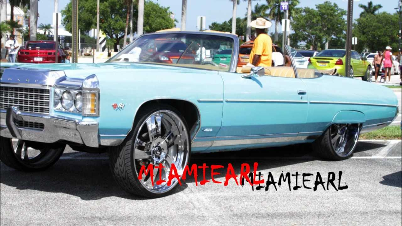 MIAMI DONKS KILLIN SH*T- EAST COAST RYDERS/ 99 JAMZ CARSHOW 2012