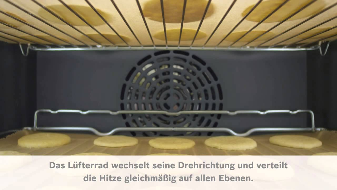 Bosch Sensor-Backofen Serie 8 Heissluft