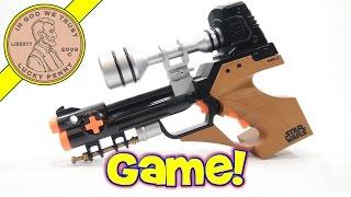 Star Wars Episode I Naboo Defense Game, Tiger Electronics