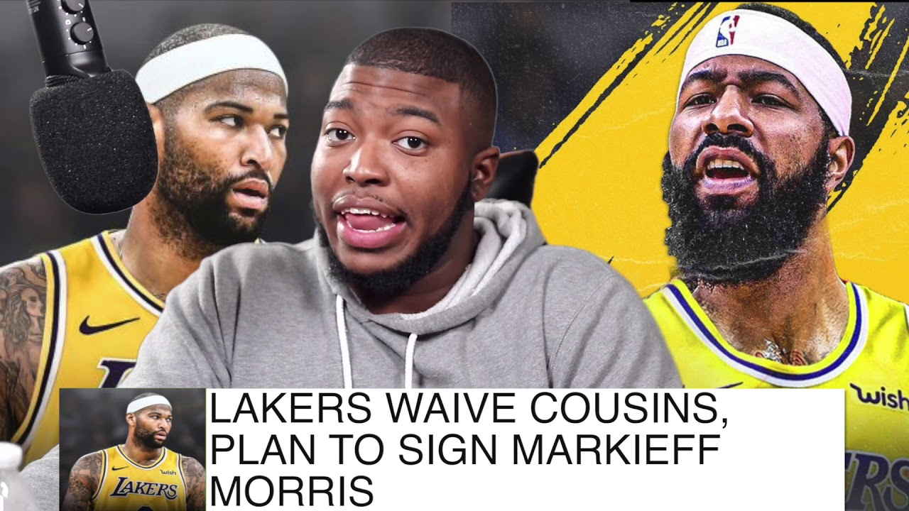 Los Angeles Lakers: Reacting to the Lakers signing Markieff Morris