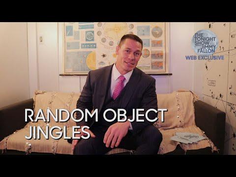 Download Youtube: Random Object Jingles with John Cena