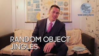 Random Object Jingles with John Cena