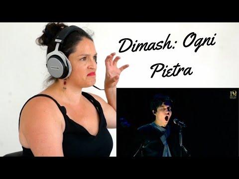 Opera Singer Reacts To Dimash: Ogni Pietra