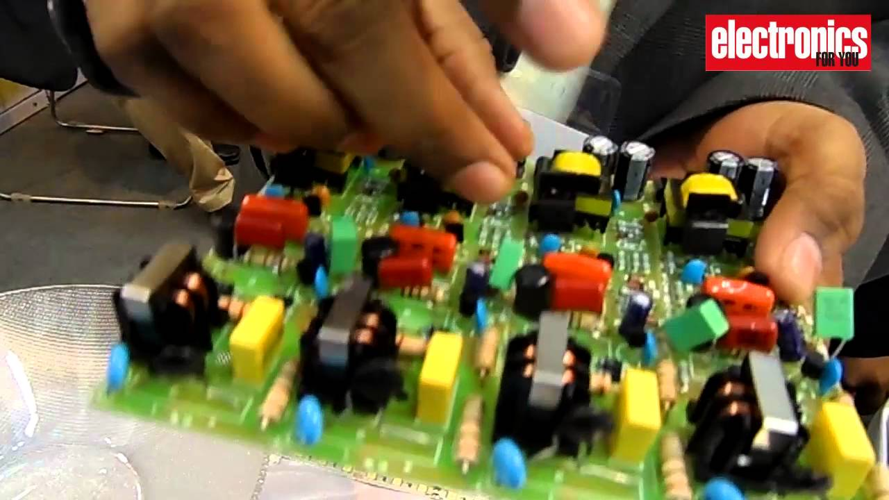 Dimmable Led Drivers With Surge Protection Youtube Circuit