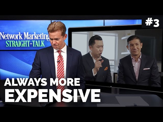 Straight Talk Part 3: It's Always More Expensive