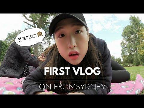 fromsydney 첫 영상 @런던 캠든 마켓 🙈 First vlog on fromsydney @Camden Market