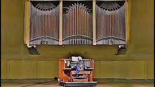 Toccata & Fugue in D Minor on the Largest Outdoor Pipe Organ - Diane Bish
