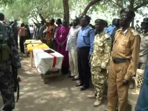 Jonglei State Welcome Governor Aguer Panyang