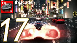 Asphalt 8 Airborne+ Apple Arcade Walkthrough - Part 17 - Season 5: Injection