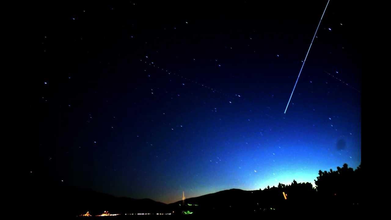ISS 國際宇宙ステーション 軌跡 - YouTube
