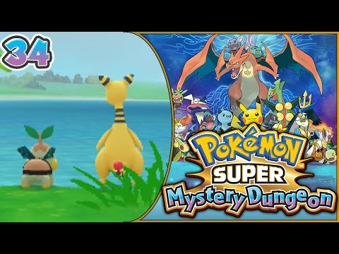 34 | THERE'S STILL HOPE | Pokémon Super Mystery Dungeon