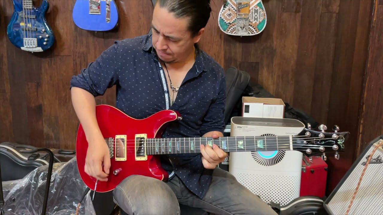 AIO W400 TRE Electric Guitar / Guitar Demo // $449